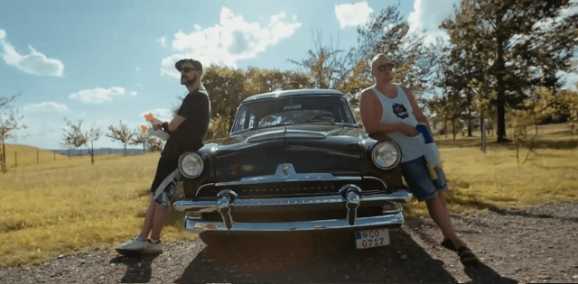 Company Slow - Alles im Grün Musik Video Untergrund Hip Hop Coburg Rolf Royce Heinz Null