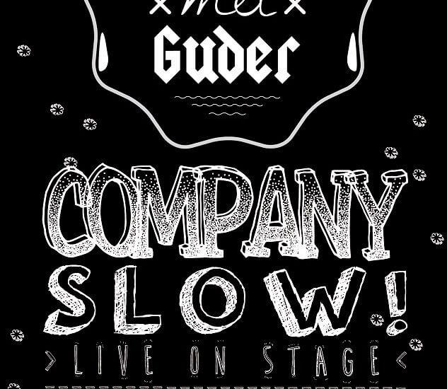 Company Slow live. bei Adam. Hip Hop. Live Rap Coburg. Grüß dich mei Guder.