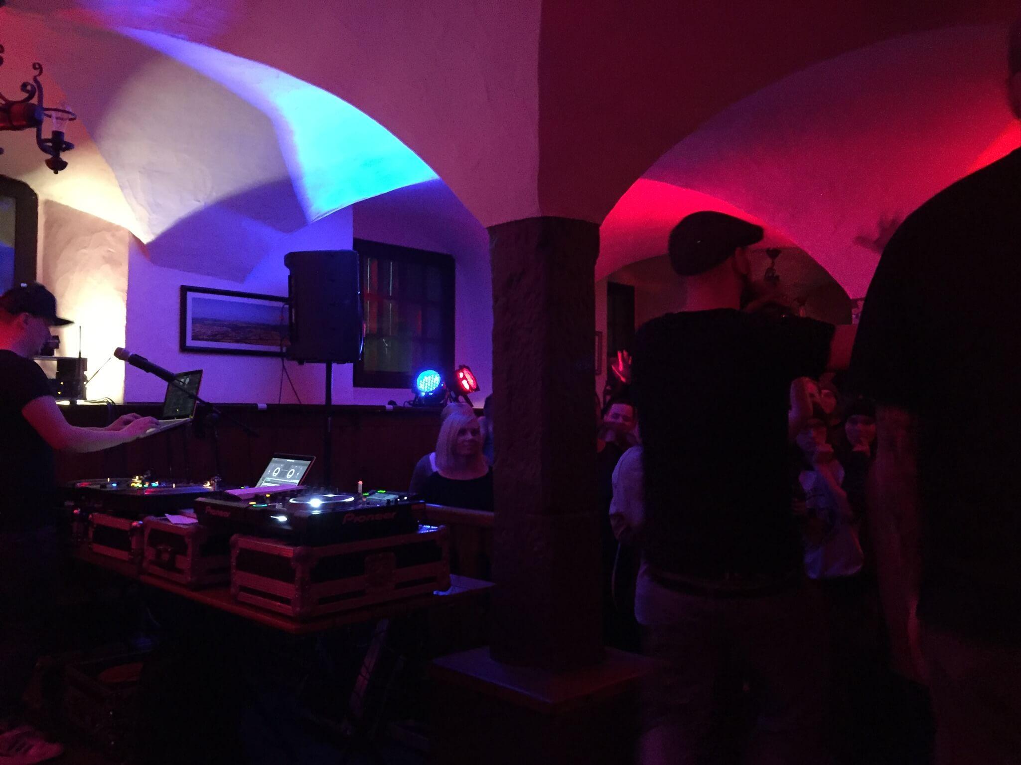 Stageview 4. Company Slow. Frankenburger. Live Hip Hop. Bratwurst Rap. Coburg.