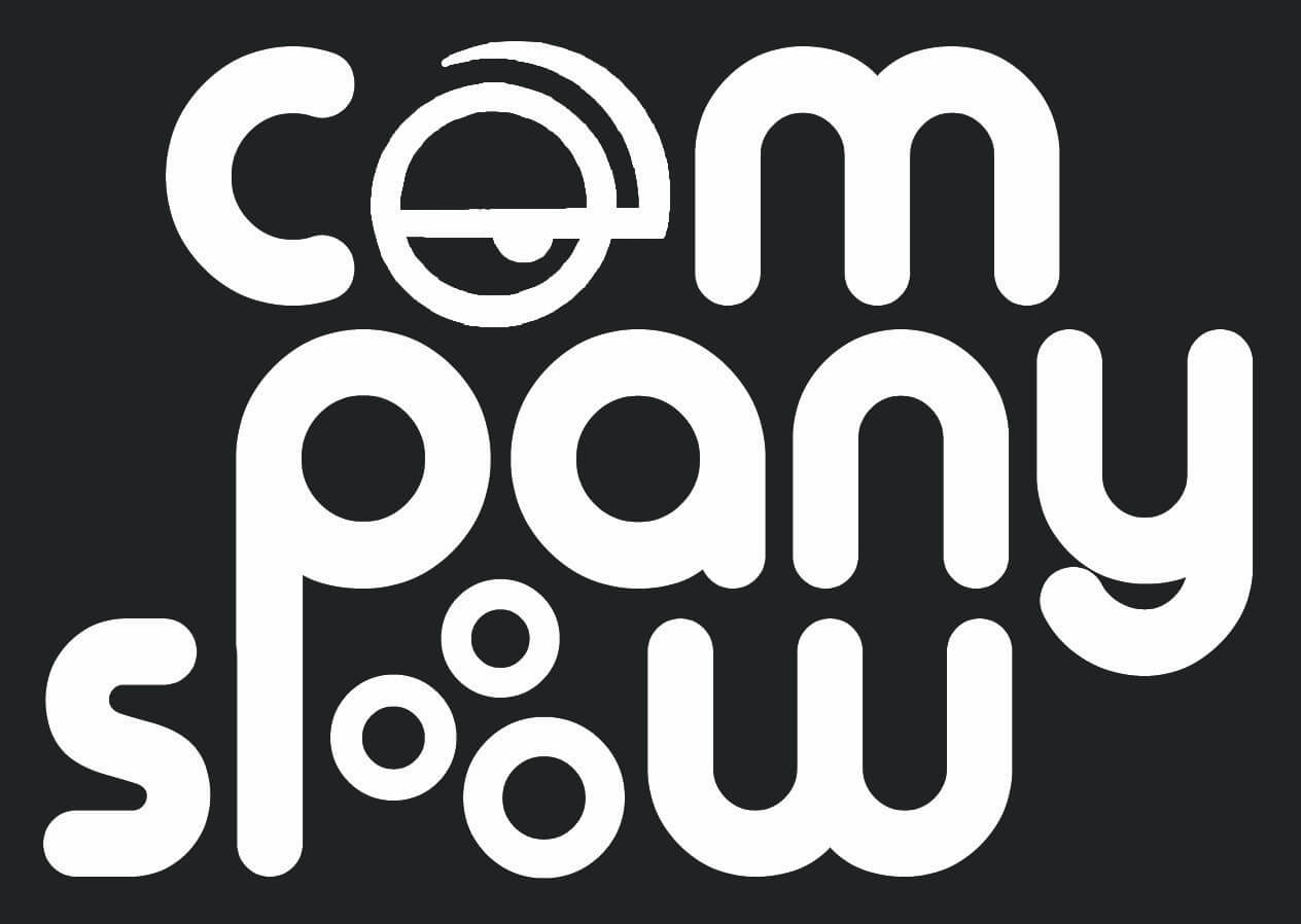Company Slow Sticker - Company Slow Frankenburger
